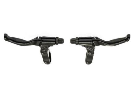 Diamondback BMX Bike 2 Finger Alloy Brake levers - U-Brake -  V Brake - Caliper